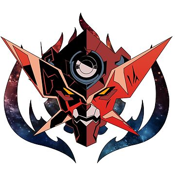 Gurren Lagann - Who the hell do you think i am ? (text-less) by Obisam
