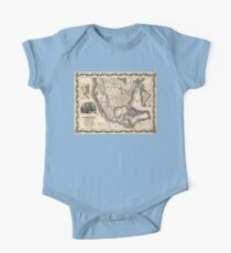 United States in 1849 One Piece - Short Sleeve