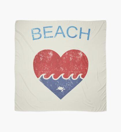 Beach LOVE  Scarf
