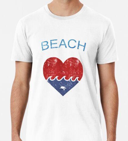 Beach LOVE  Premium T-Shirt