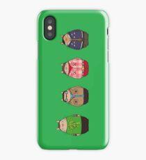 Big Bang Totoro iPhone Case/Skin