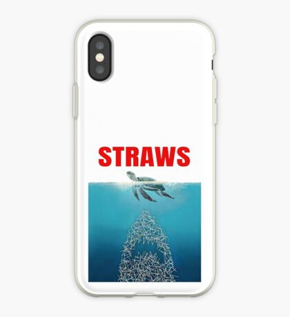 Straws - Vintage iPhone Case