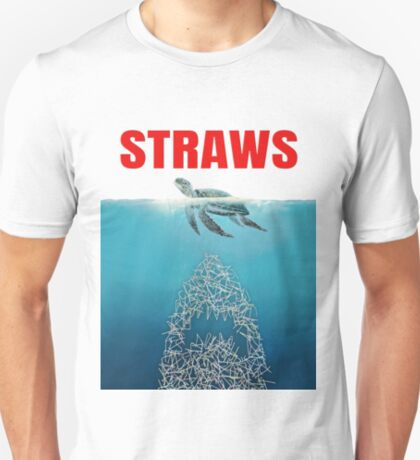 Straws - Vintage T-Shirt