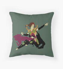 Phage the untouchable Throw Pillow