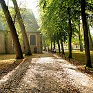 Beguinage by Adri  Padmos