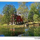York Grist Mill by lynell