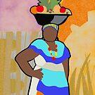 Market Woman by Marlagill