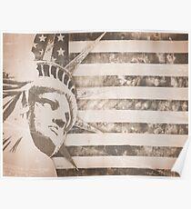 American Liberty Patriot Poster