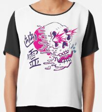 Ghost Power Unlimited Chiffon Top
