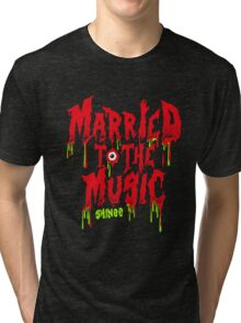 SHINEE Married to the Music Tri-blend T-Shirt