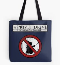 No magic allowed Tote Bag