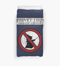 No magic allowed Duvet Cover