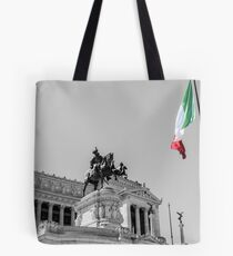 Rome, Altar of the Fatherland  Tote Bag