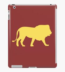 Game of Thrones - House Lannister of Casterly Rock iPad Case/Skin