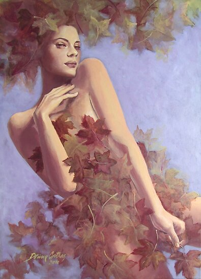 Fall...in Love.... by dorina costras
