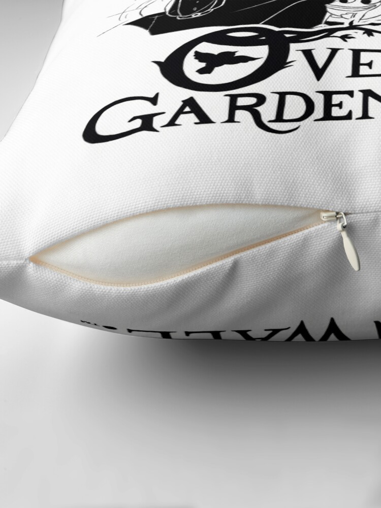 Alternate view of Over the garden wall - Lost in the woods Positive Version Floor Pillow