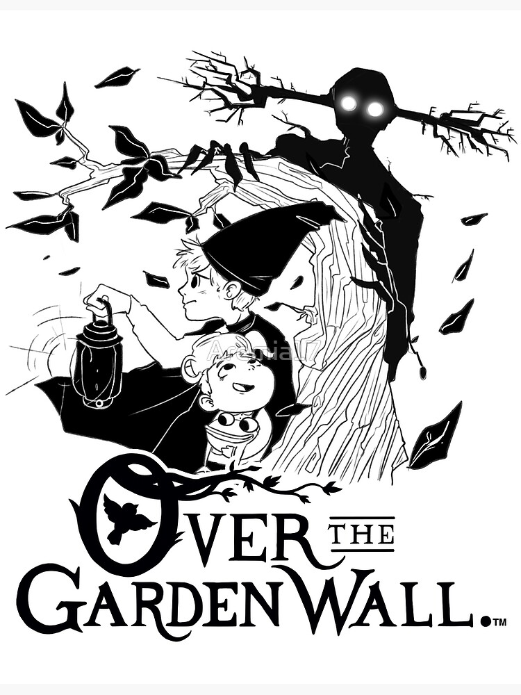 Over the garden wall - Lost in the woods Positive Version by Aremia17