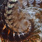 Bridge to the Void 5 (Dark Spiral) by Peter Berry