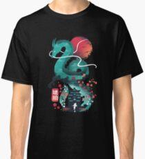 Haku Ukiyoe Classic T-Shirt