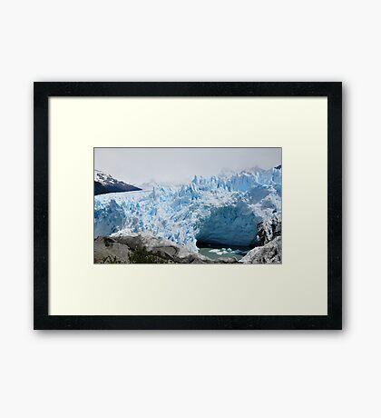Natural Formation Framed Print
