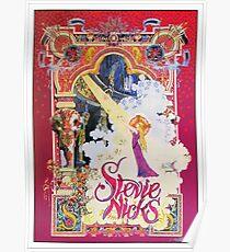 Stevie Nicks Tour Poster