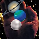 Outer Planets by lerson
