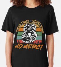 Cobra Kai Vintage Slim Fit T-Shirt