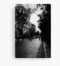 Streets of Seville, Spain  Canvas Print