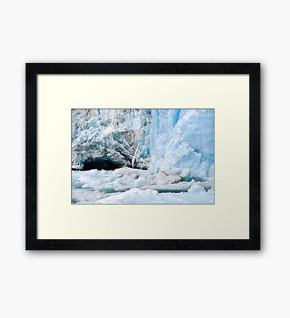 Natural Design Framed Print