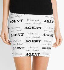 Agent Mini Skirt