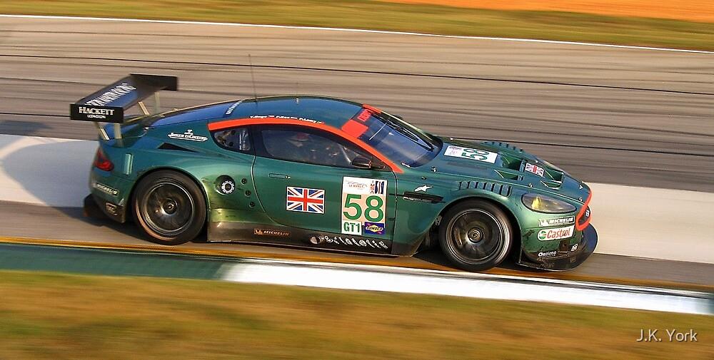 Aston Martin DBR9 by J.K. York