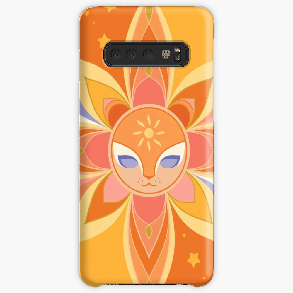 Sun Worshipper Case & Skin for Samsung Galaxy