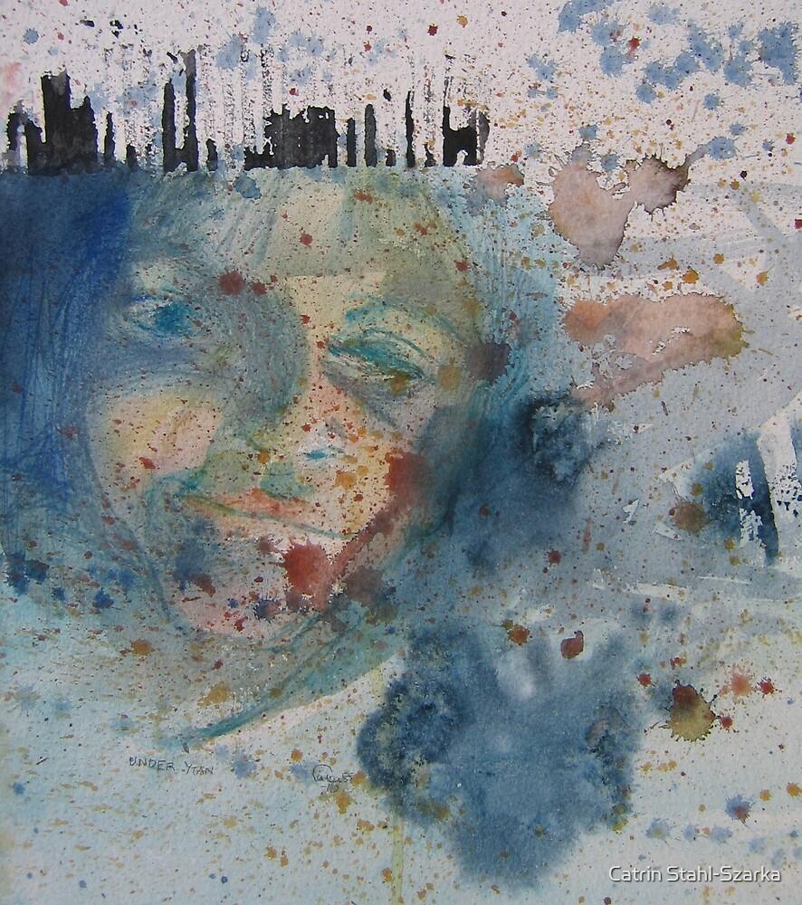 Under the surface by Catrin Stahl-Szarka