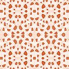 Moroccan Clay Zellige #redbubble #pattern by designdn