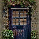 BLUE DOOR by Foxfire