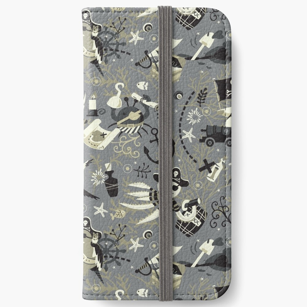 Treasure hunters iPhone Wallet
