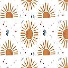 sunburst by freeinthelines