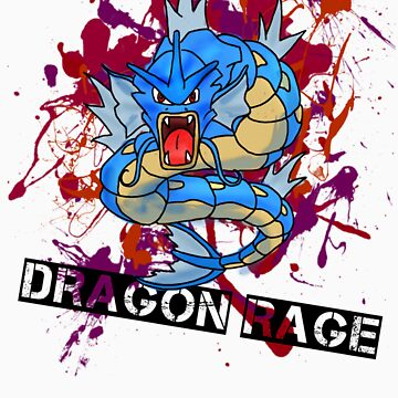 Dragon Rage by Lozzle