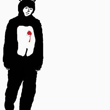 Sad Panda by AnthonyKnauf
