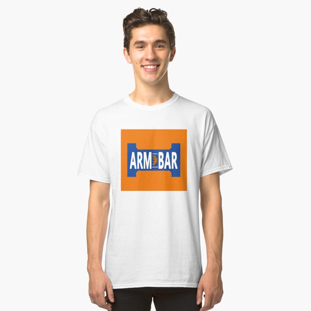 BJJ Arm Bar Classic T-Shirt