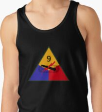 9th Armored Division (United States - Historical) Tank Top