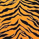Tiger   Animal skin decor  by Andy Renard
