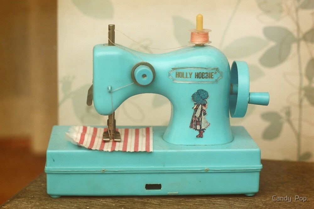 Sewing Machine by Candypop