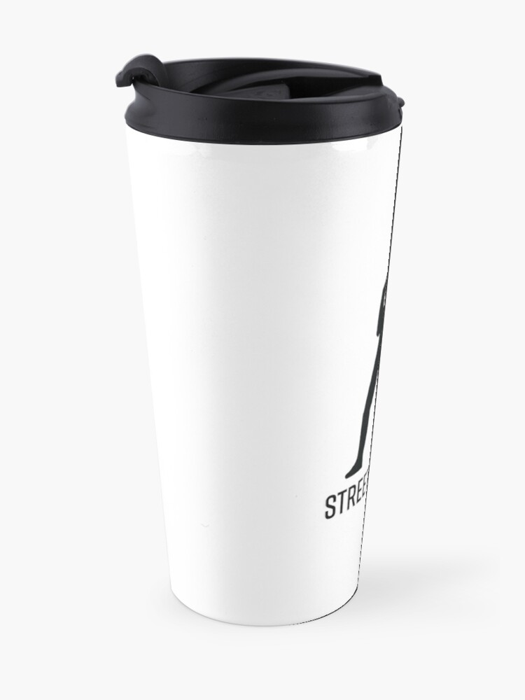 Alternate view of Street Smarts! Travel Mug