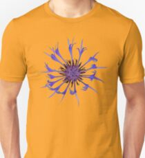 Thin blue flames Slim Fit T-Shirt