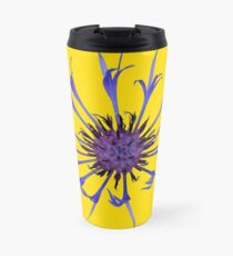 Thin blue flames Travel Mug