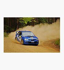 Subaru Dustup Photographic Print