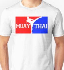 Muay Thai #3 Unisex T-Shirt