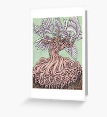 02 Magus Greeting Card