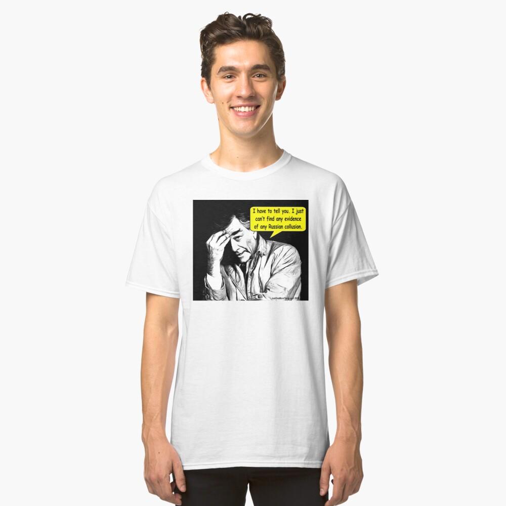 Columbo Collusion Classic T-Shirt